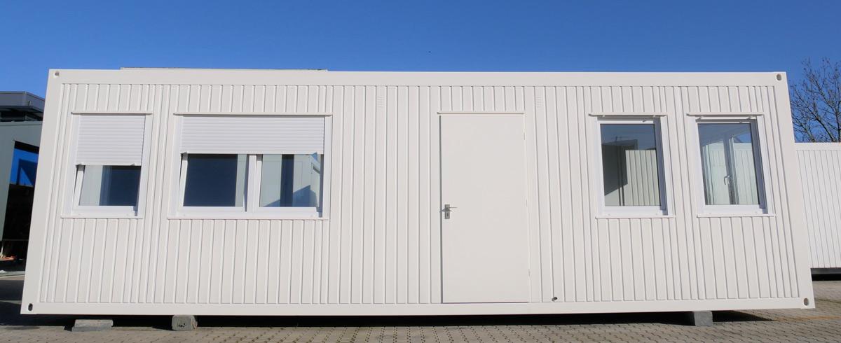 Bouwunits - deuren en ramen